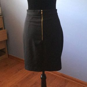 H&M Skirts - H&M Side Zippers Pencil Skirt